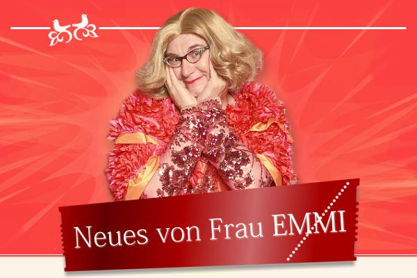 Logo: Neues von Frau EMMI